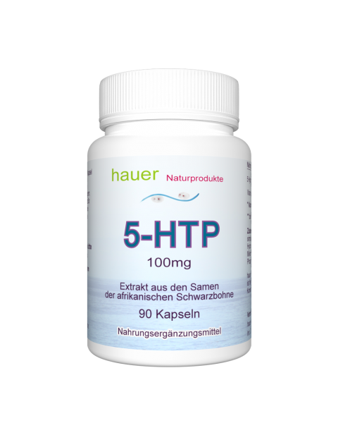 5-HTP 100mg 90 ~ vegane Kapseln