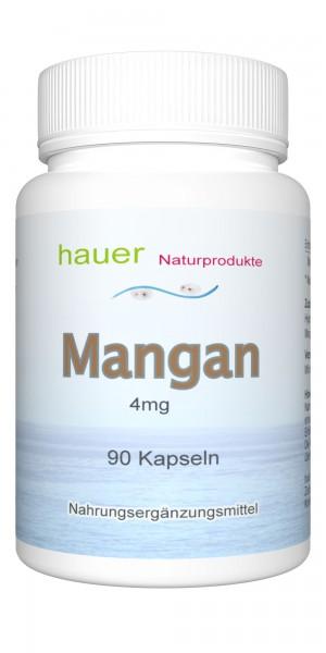 Mangan 4mg ~ 90 vegane Kapseln