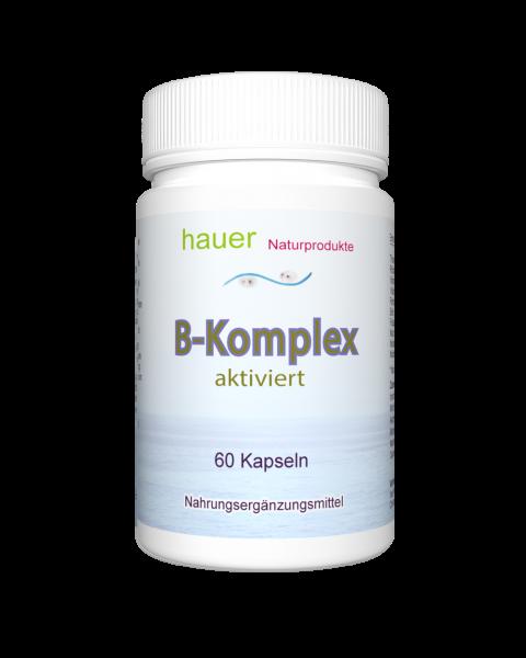 B-Komplex aktiviert ~ 60 vegane Kapseln