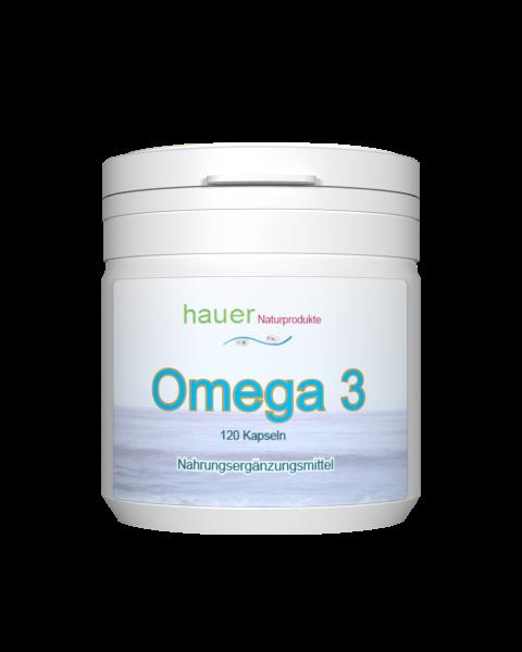 Omega 3 - 120 Kapseln à 500mg