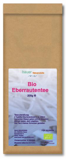 200g Bio Eberrautentee, aus kontrolliert biologischem Anbau